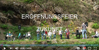 eroeffnung sinneswald 2017 youtube